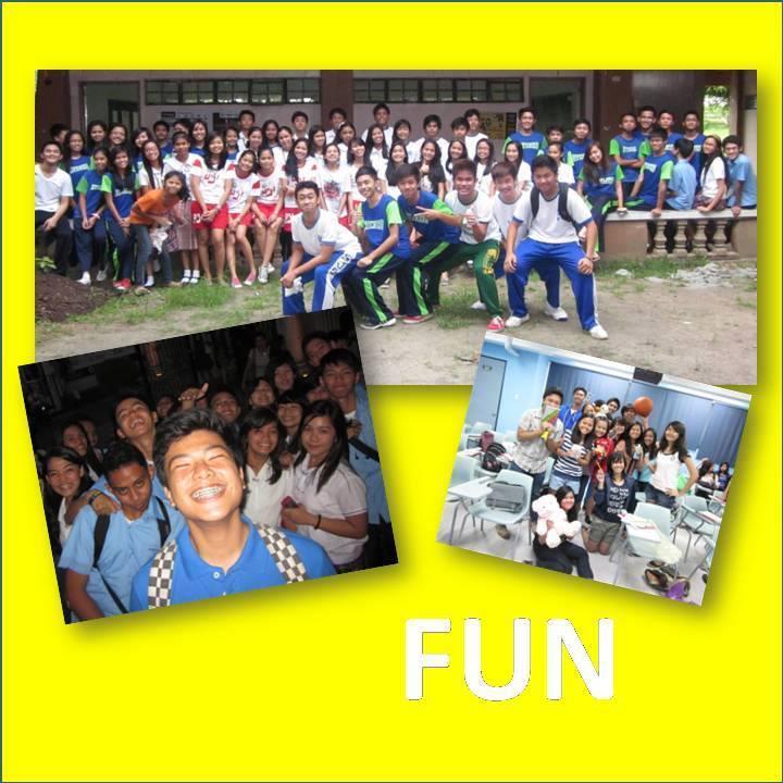 Fun UPCAT Review in Bicol