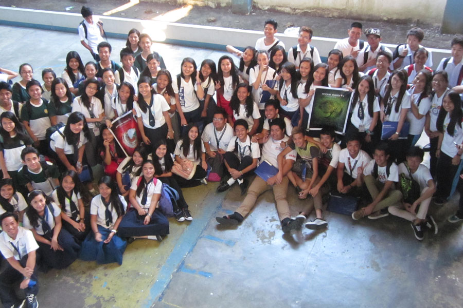 UPCAT Review Legazpi
